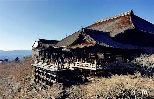 【清水寺(京都府)御朱印】清水寺を満喫し、縁結びの地主神社へ♡
