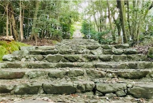 【滑石太神宮(長崎)御朱印】天照大御神をまつる静かな神社を参拝