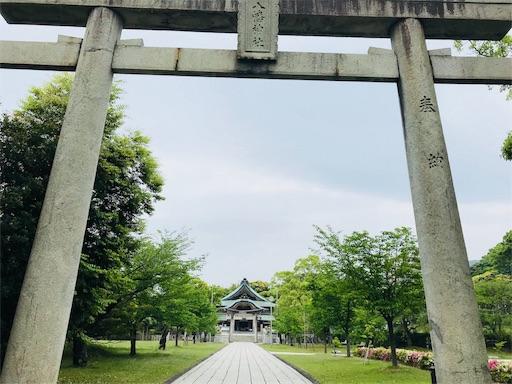 【亀山八幡宮(長崎)御朱印】佐世保の厄除け神社はパワースポット!