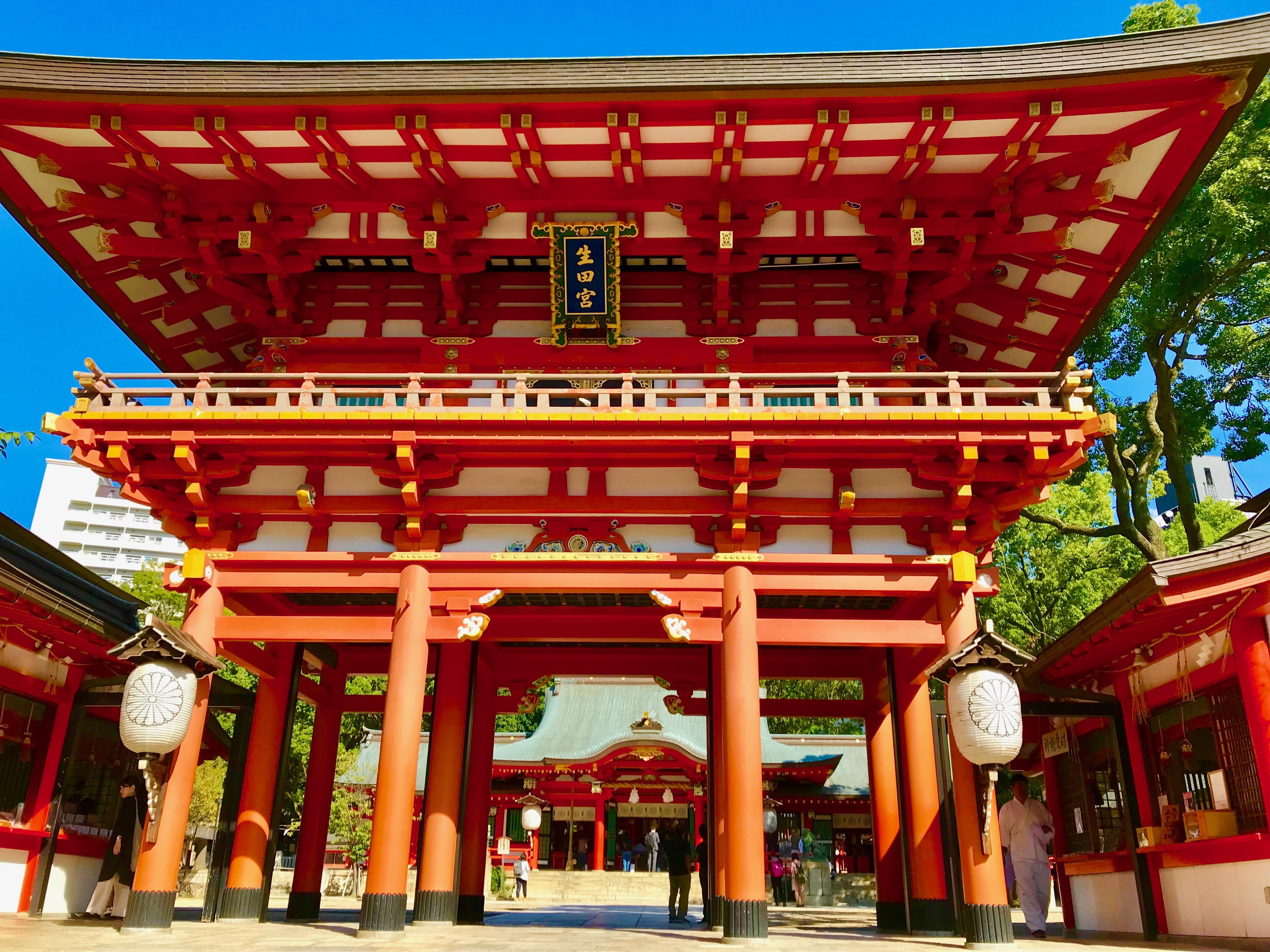 【大願寺(広島)御朱印】厳島神社隣にある九本松がすごいお寺!