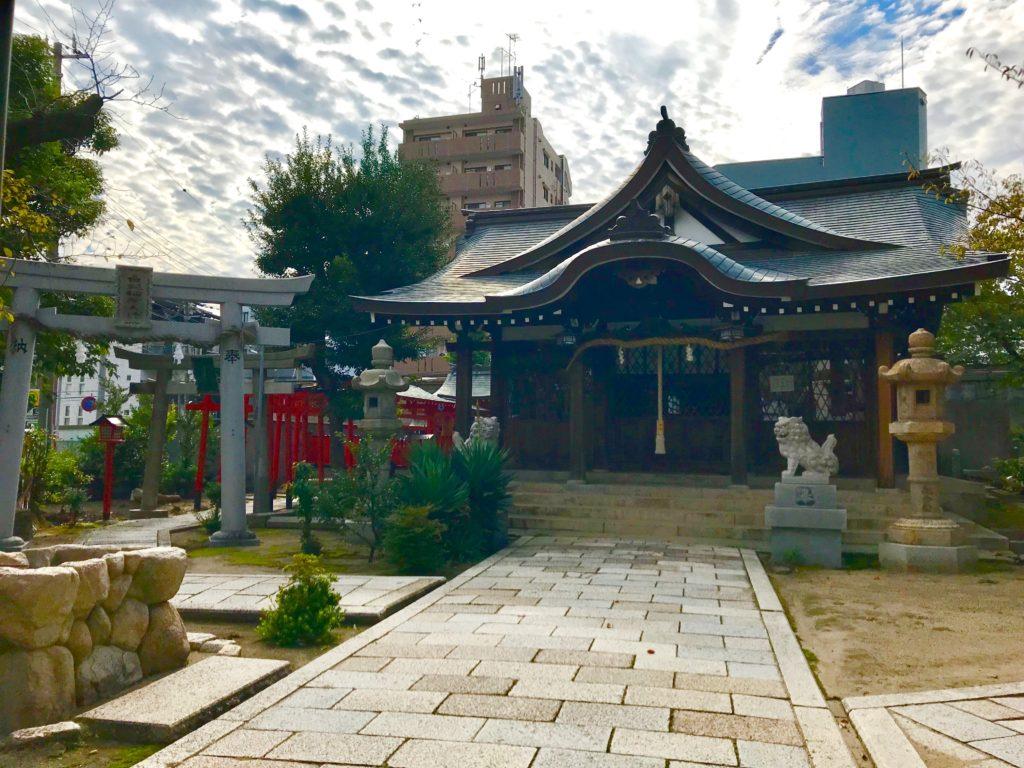 【六宮神社&八宮神社(神戸)御朱印】厄除け神社で2社の御朱印♡