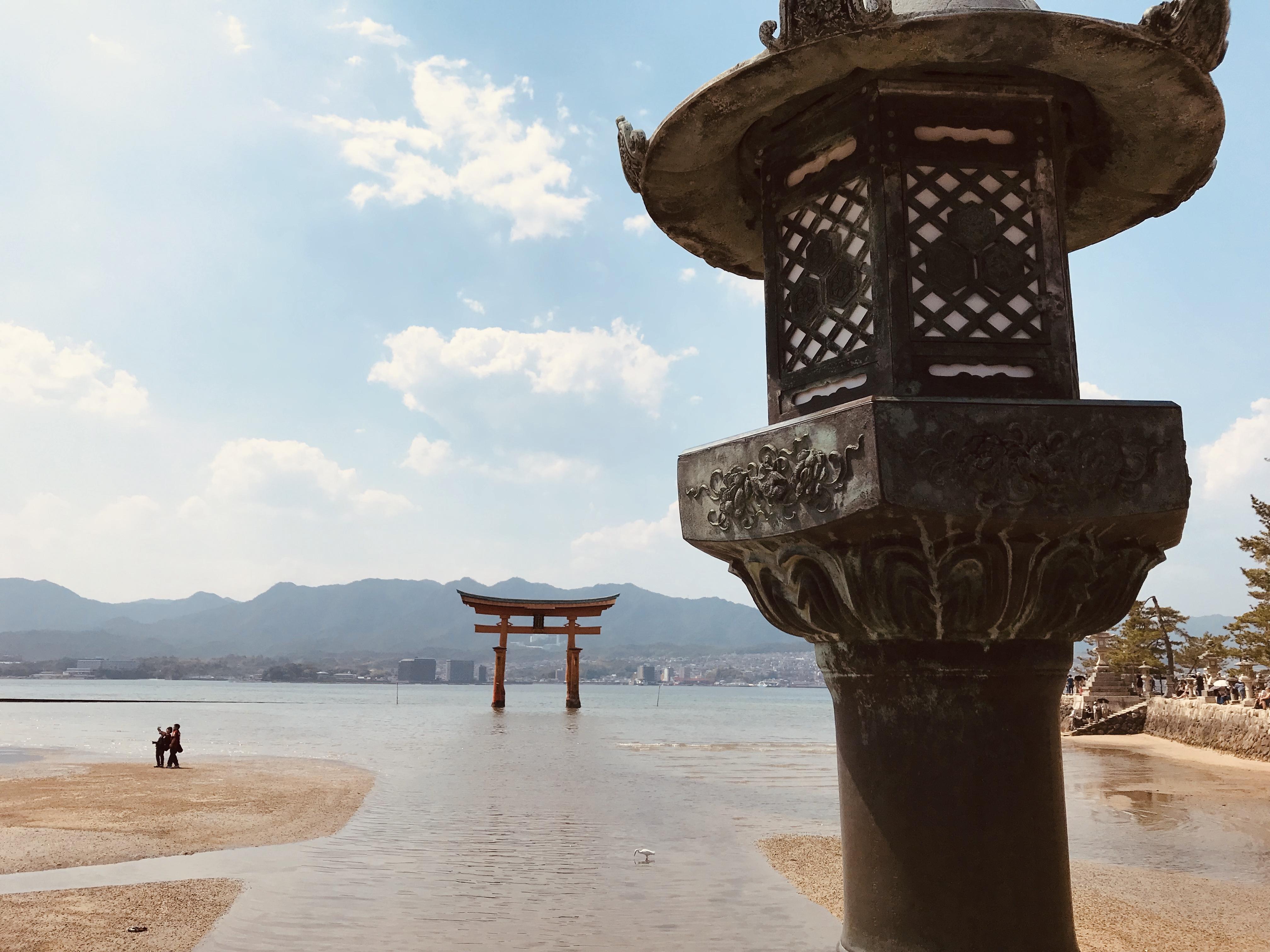 見所満載の厳島神社を参拝しよう