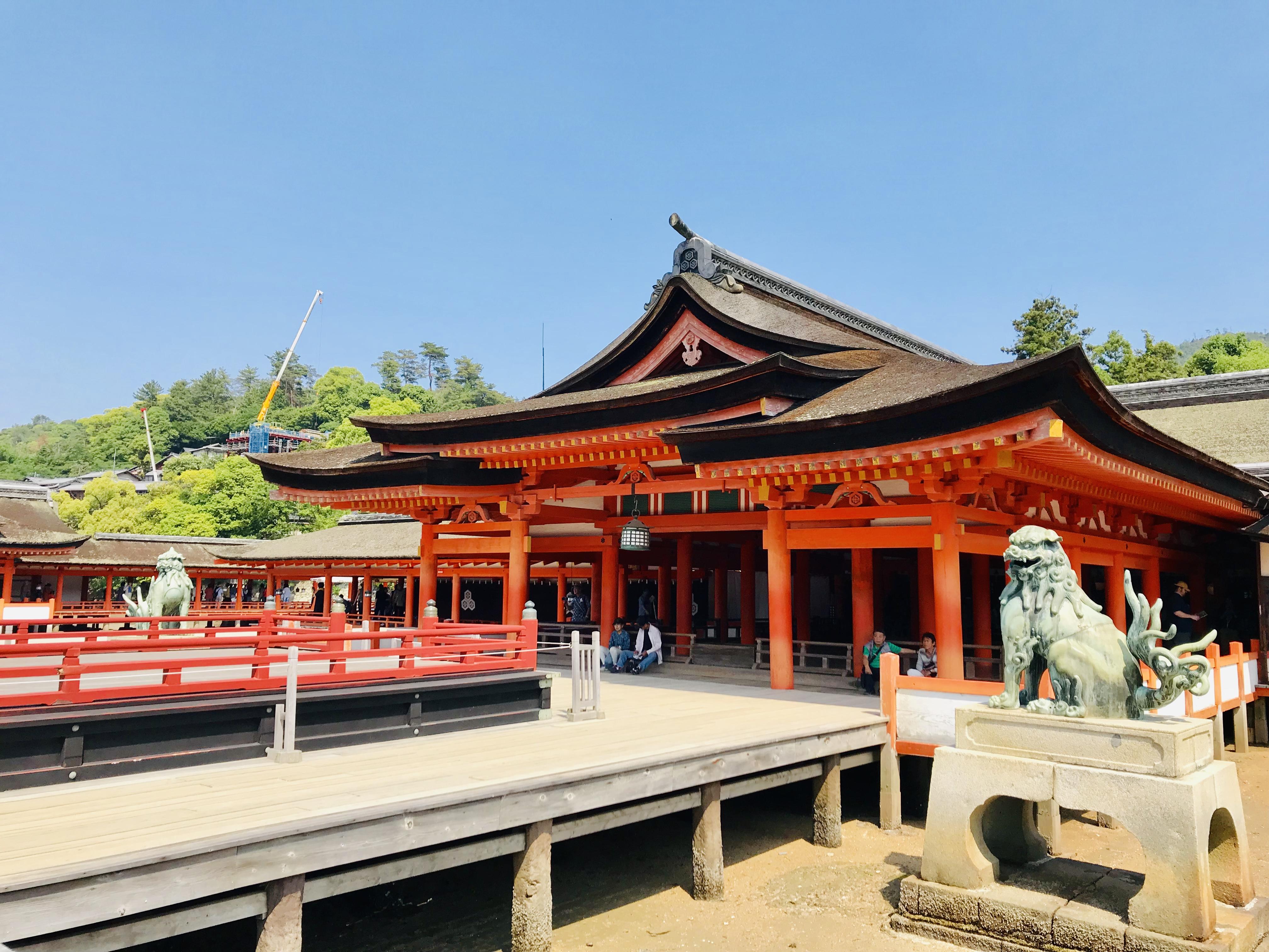 世界遺産厳島神社の魅力とは?!