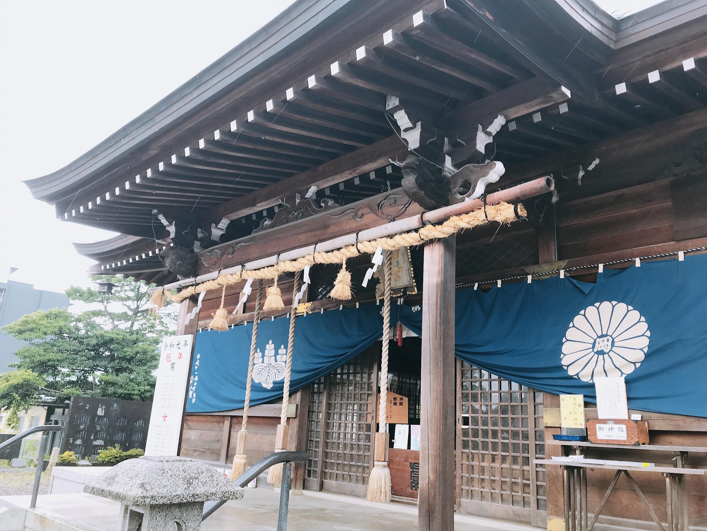 岡田宮の見どころ