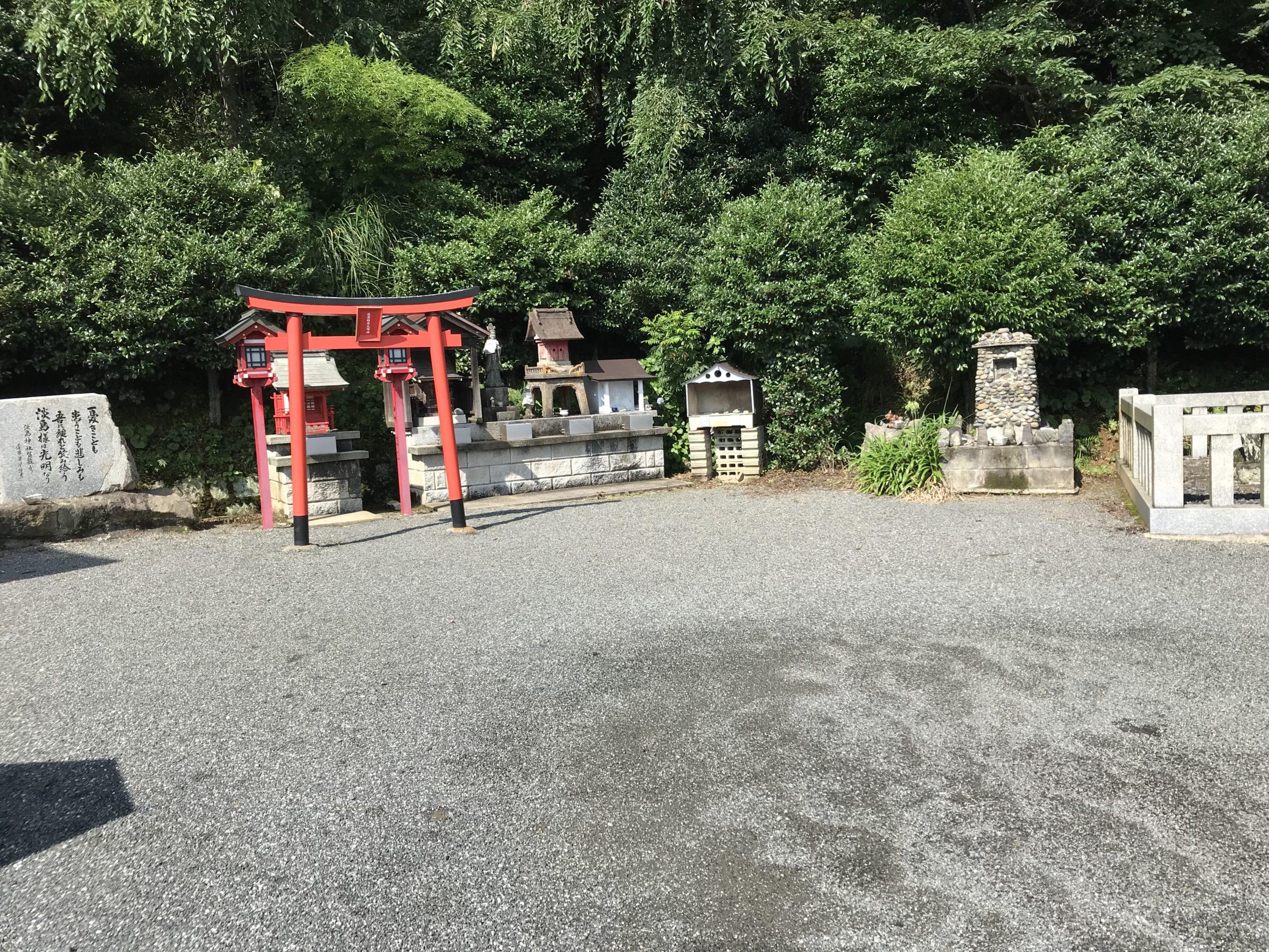 淡島神社の見所をチェック
