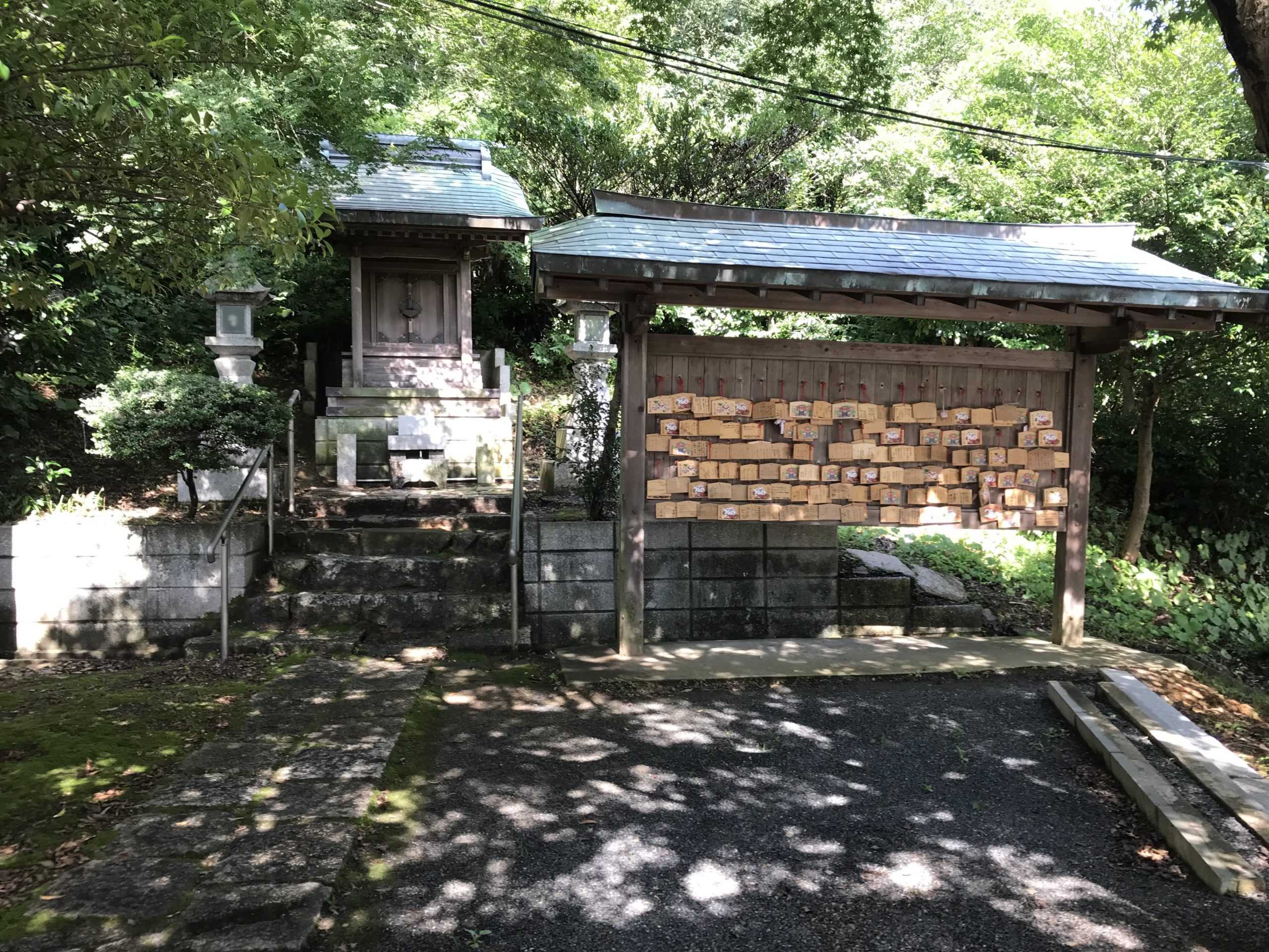 北九州門司で水子供養-淡島神社
