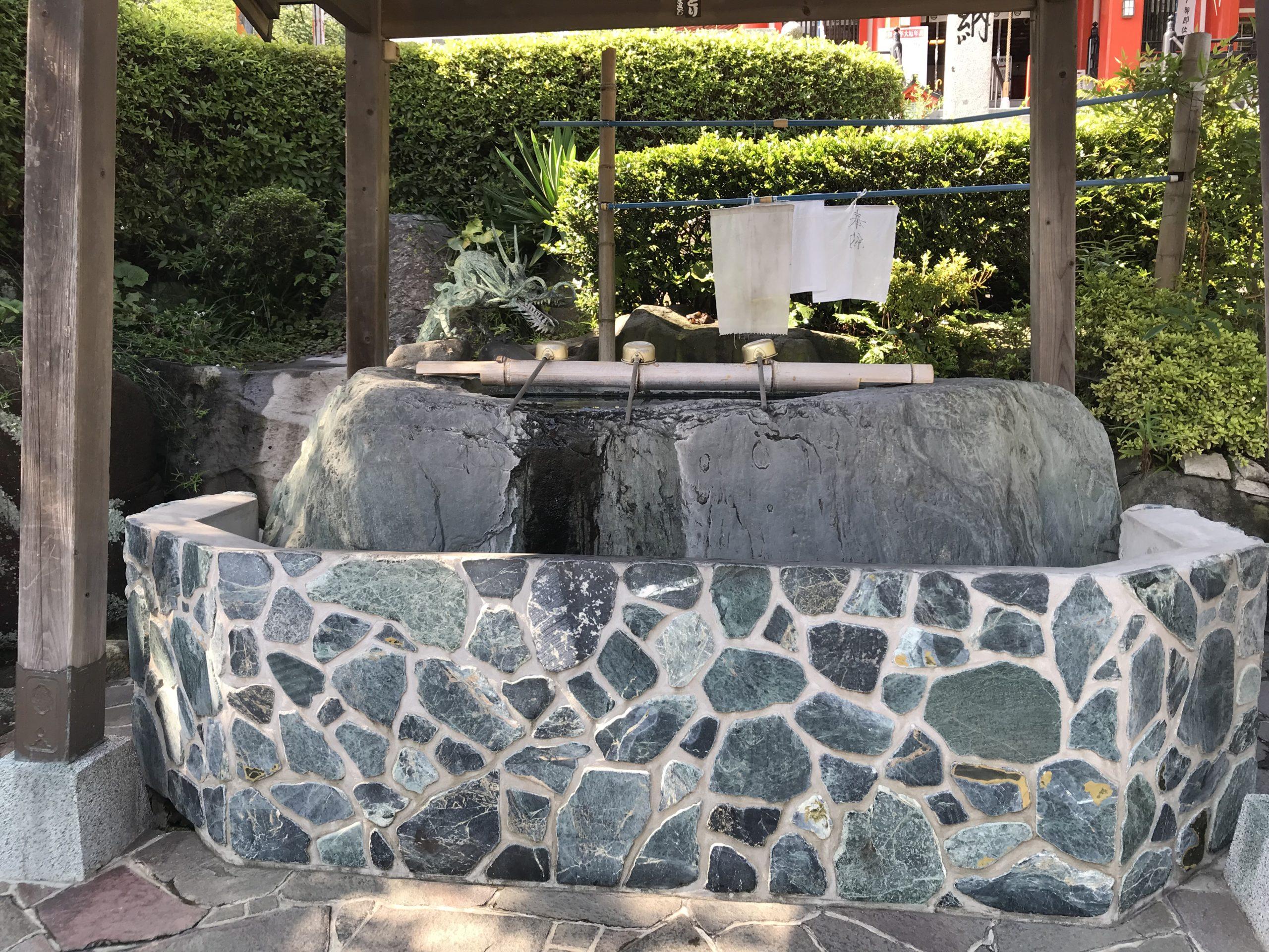 婦人病や女性にご利益の多い淡島神社