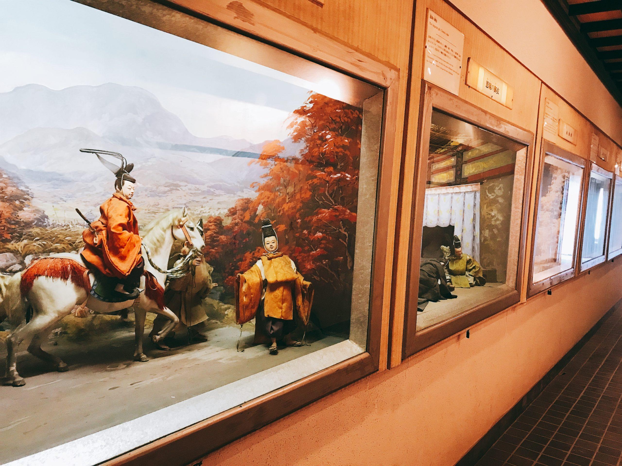 大阪天満宮の菅家廊下で天神様を学ぼう