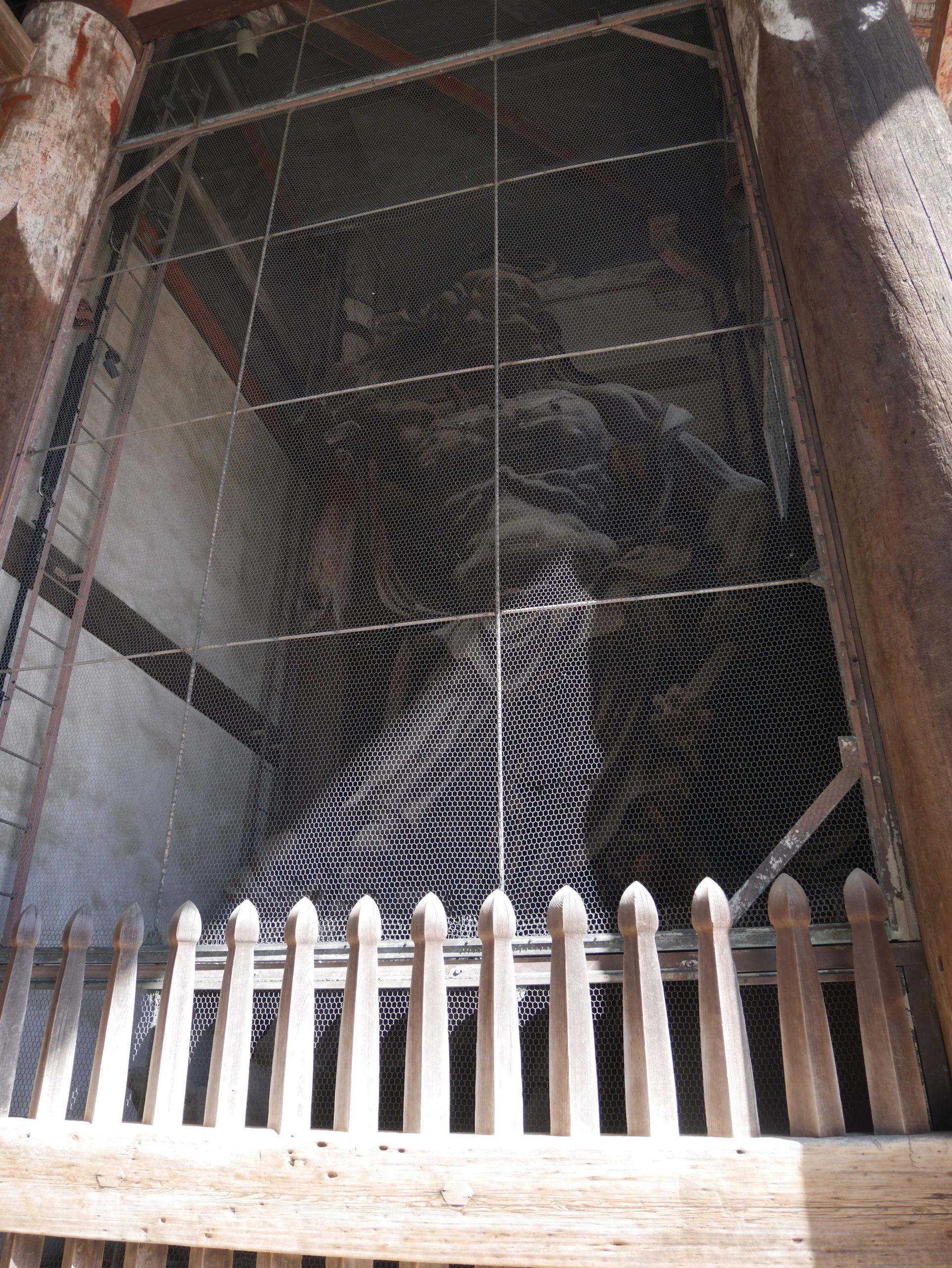 金剛力士像を見に奈良東大寺へ!