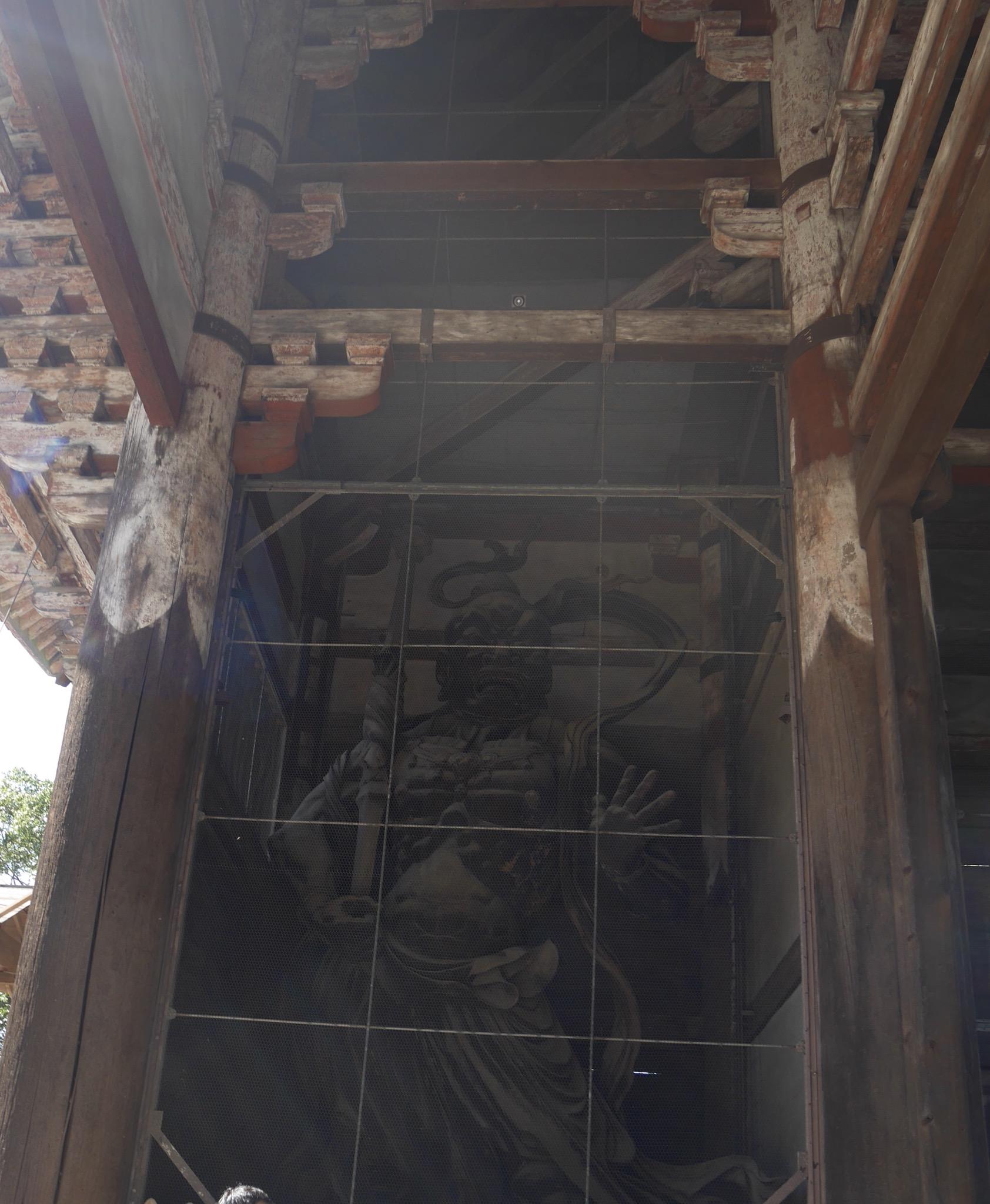 東大寺の金剛力士像でかっ!大きさや見所まとめ