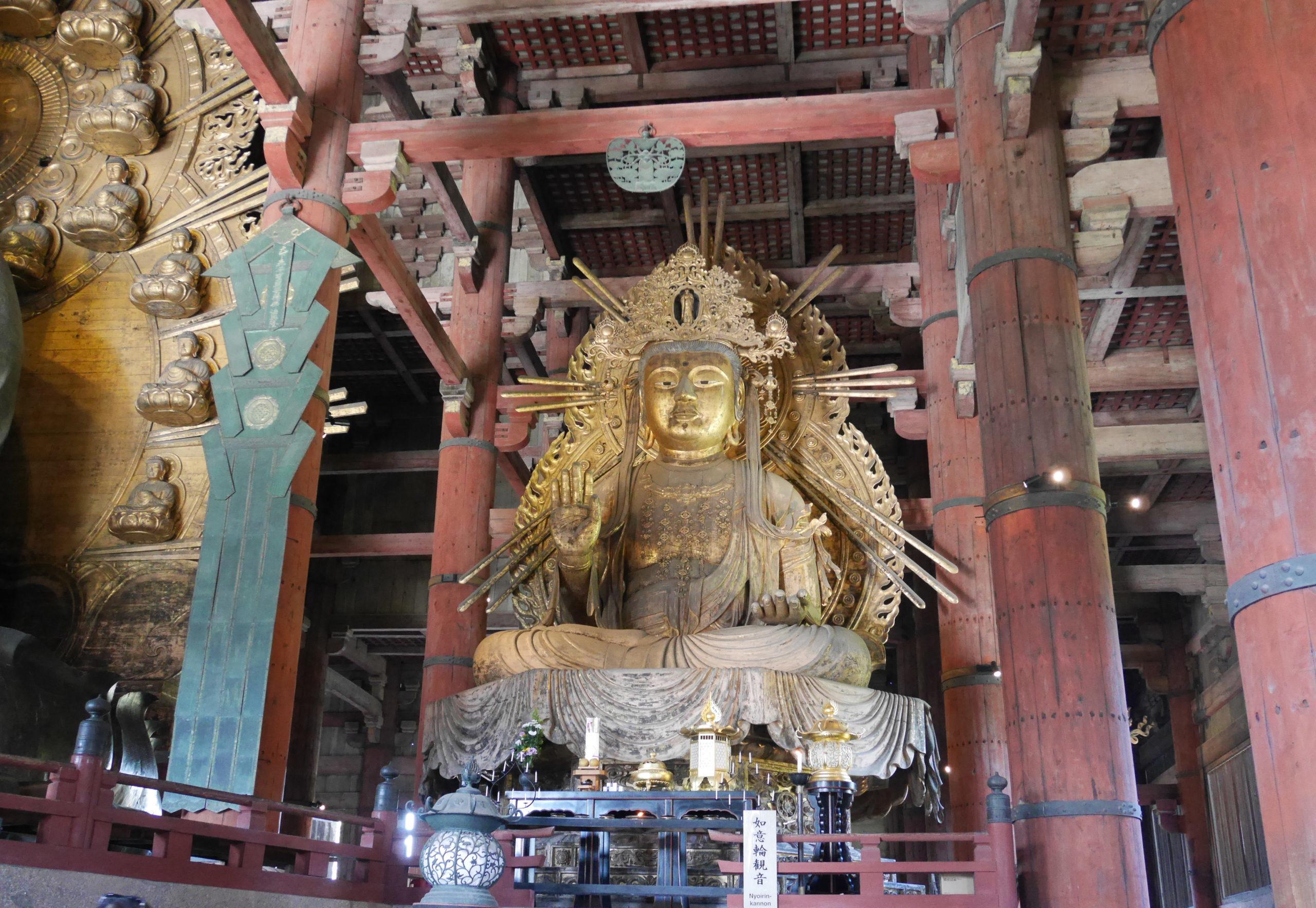 東大寺の見どころをチェック