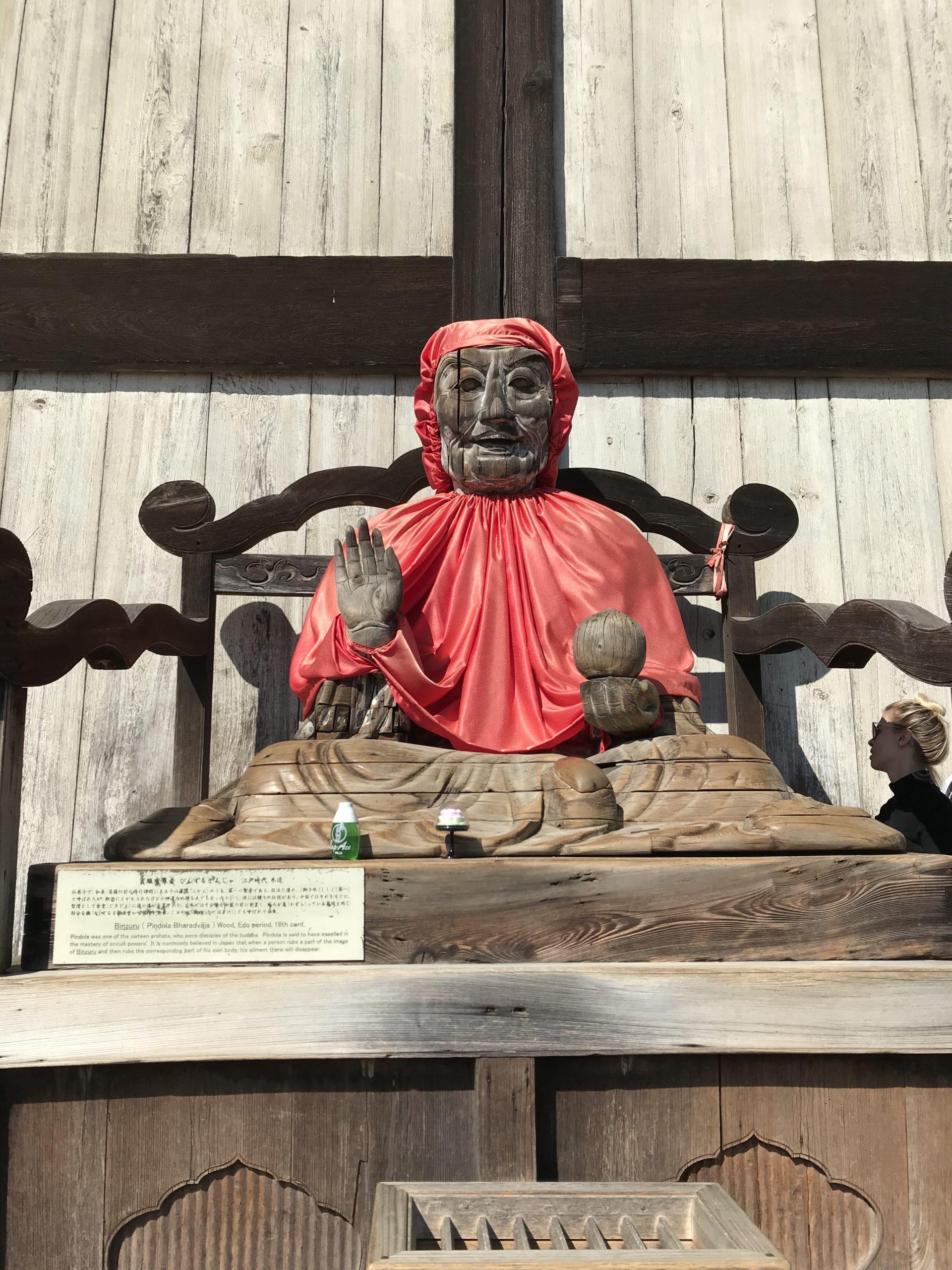 東大寺木造仏様