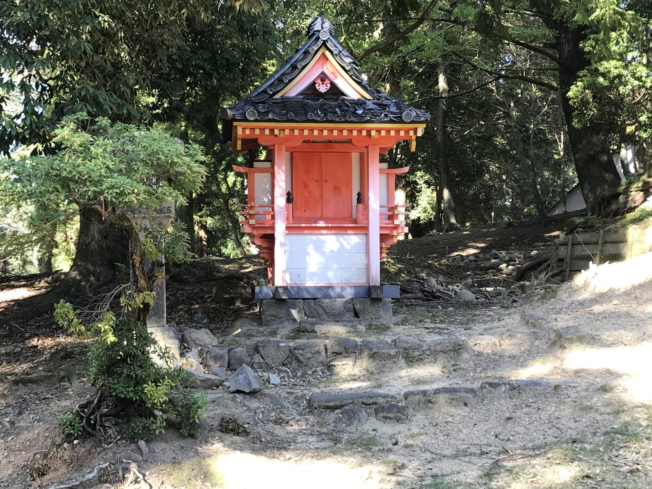 東大寺の守り神手向八幡宮