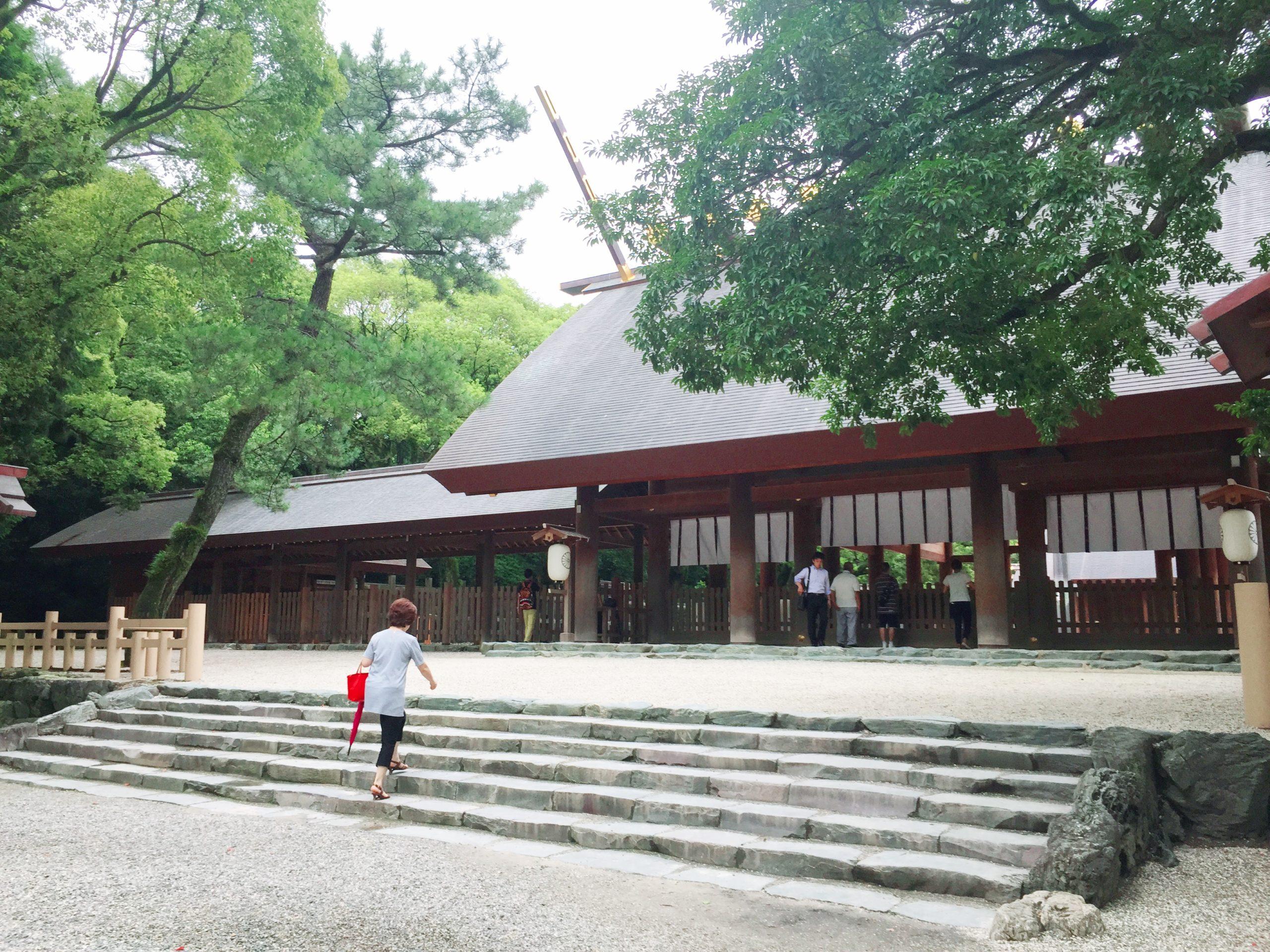熱田神宮は名古屋最強パワースポット