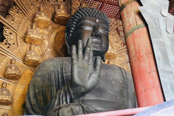 東大寺のリモート参拝