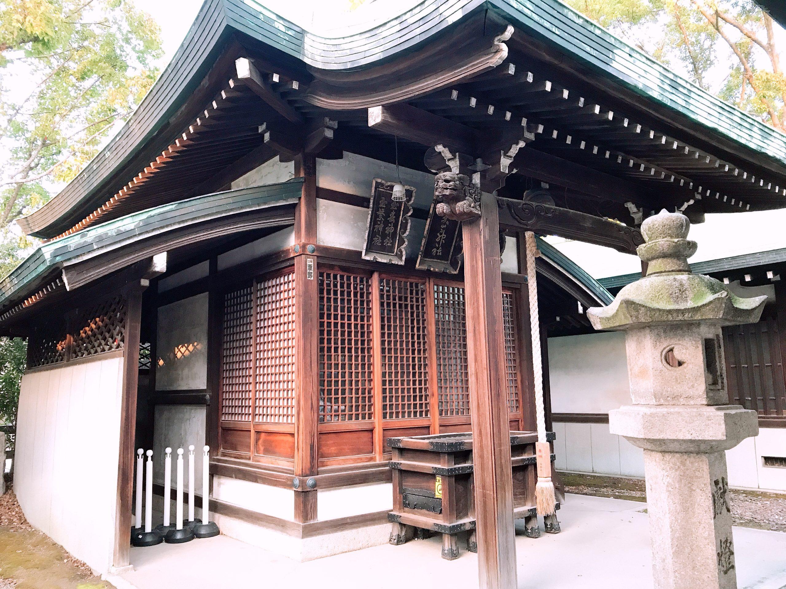 大坂豊国神社の白玉神社