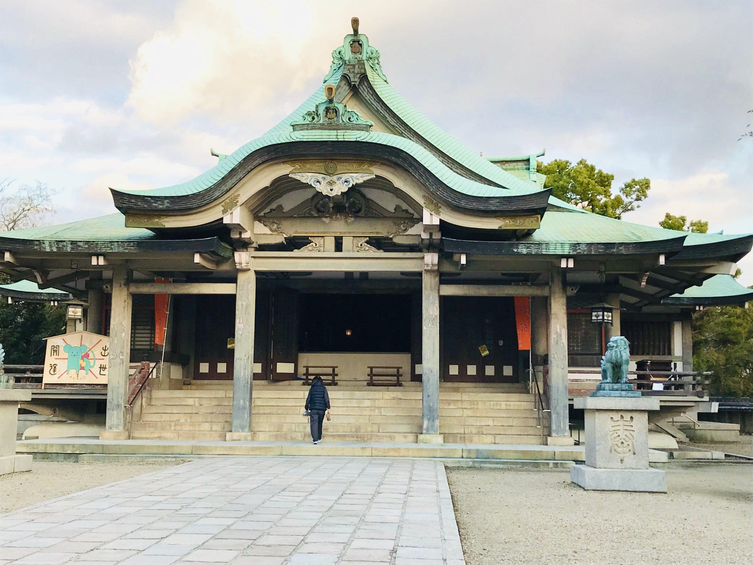 豊国神社のご由緒