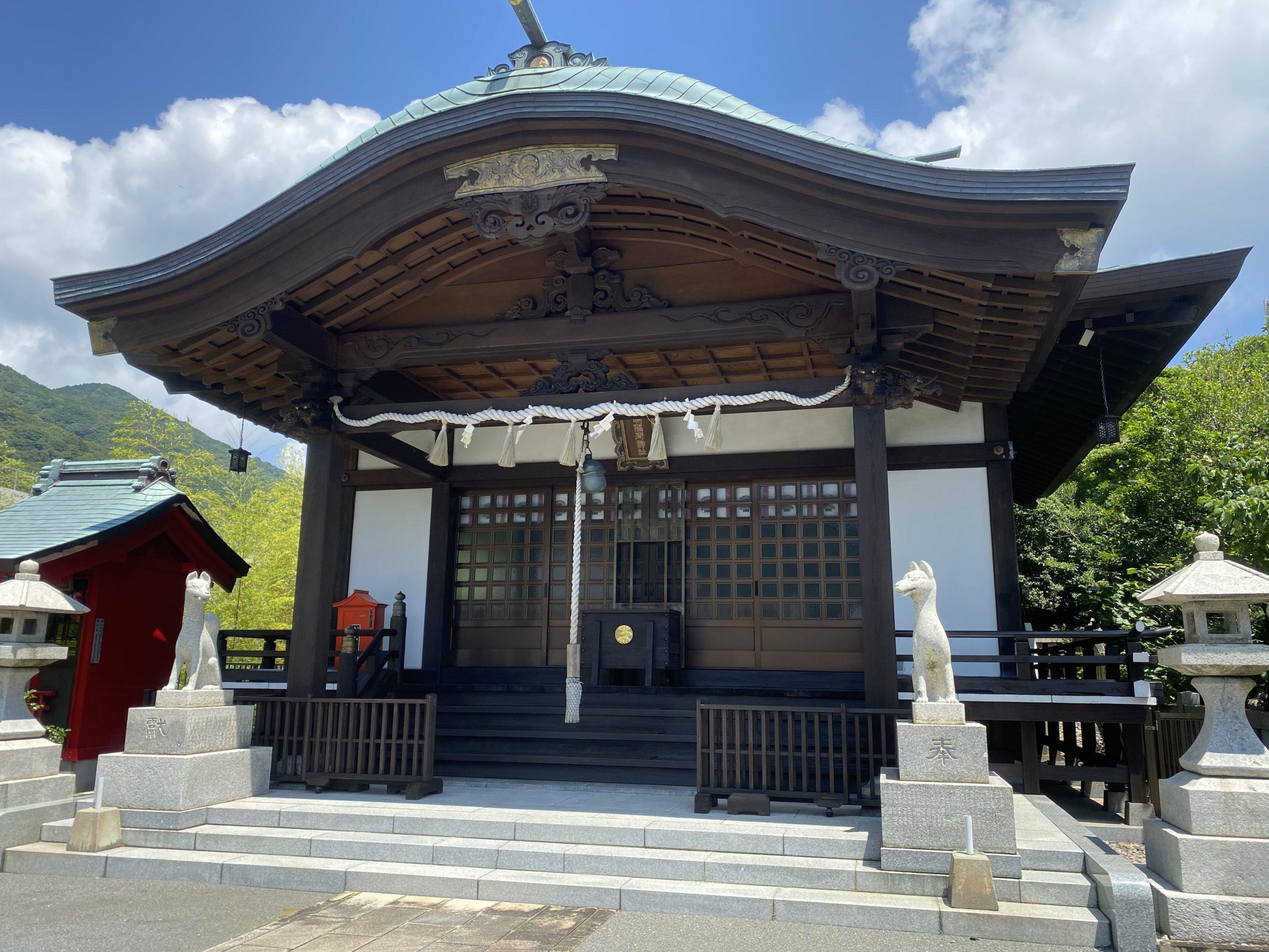 松嶋稲荷神社のご由緒や歴史