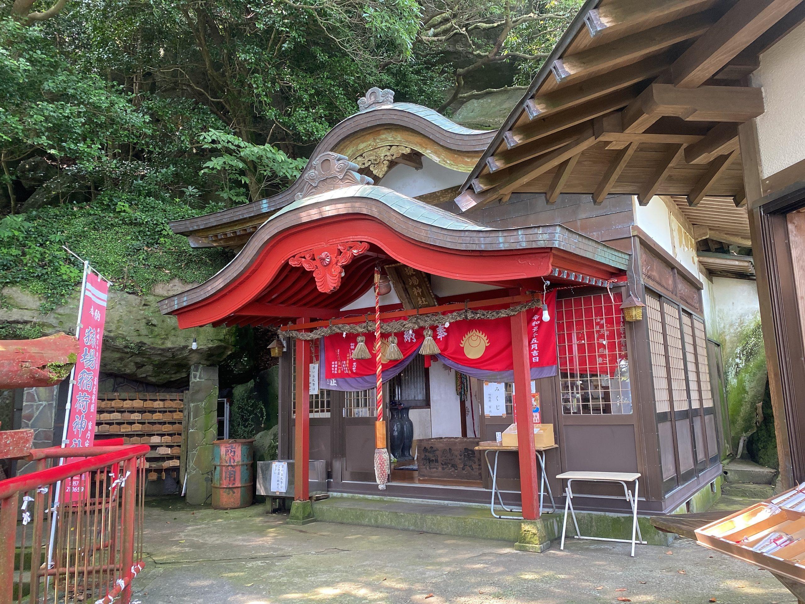 長崎秘境の神社