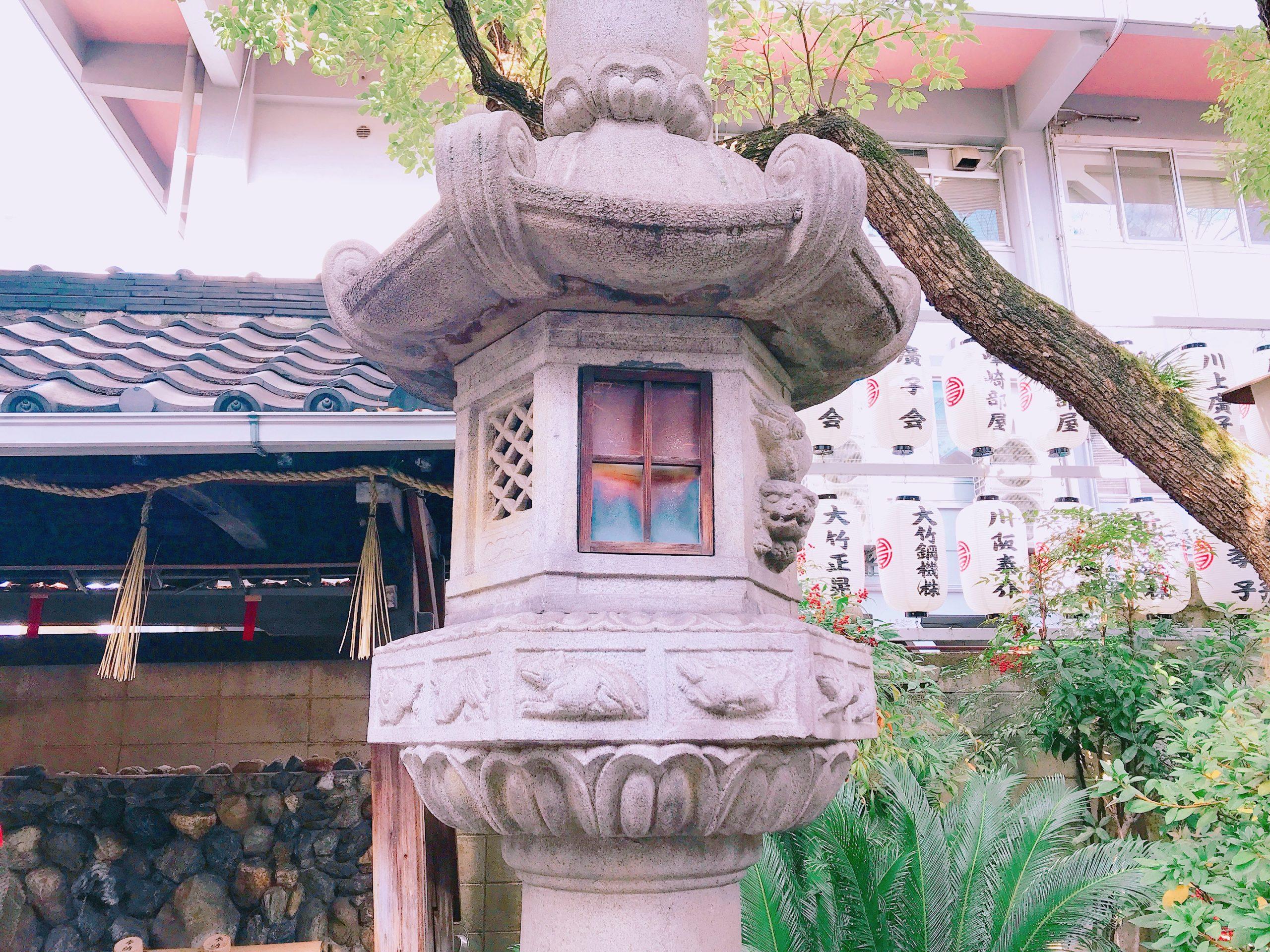 サムハラ神社はパワースポット!