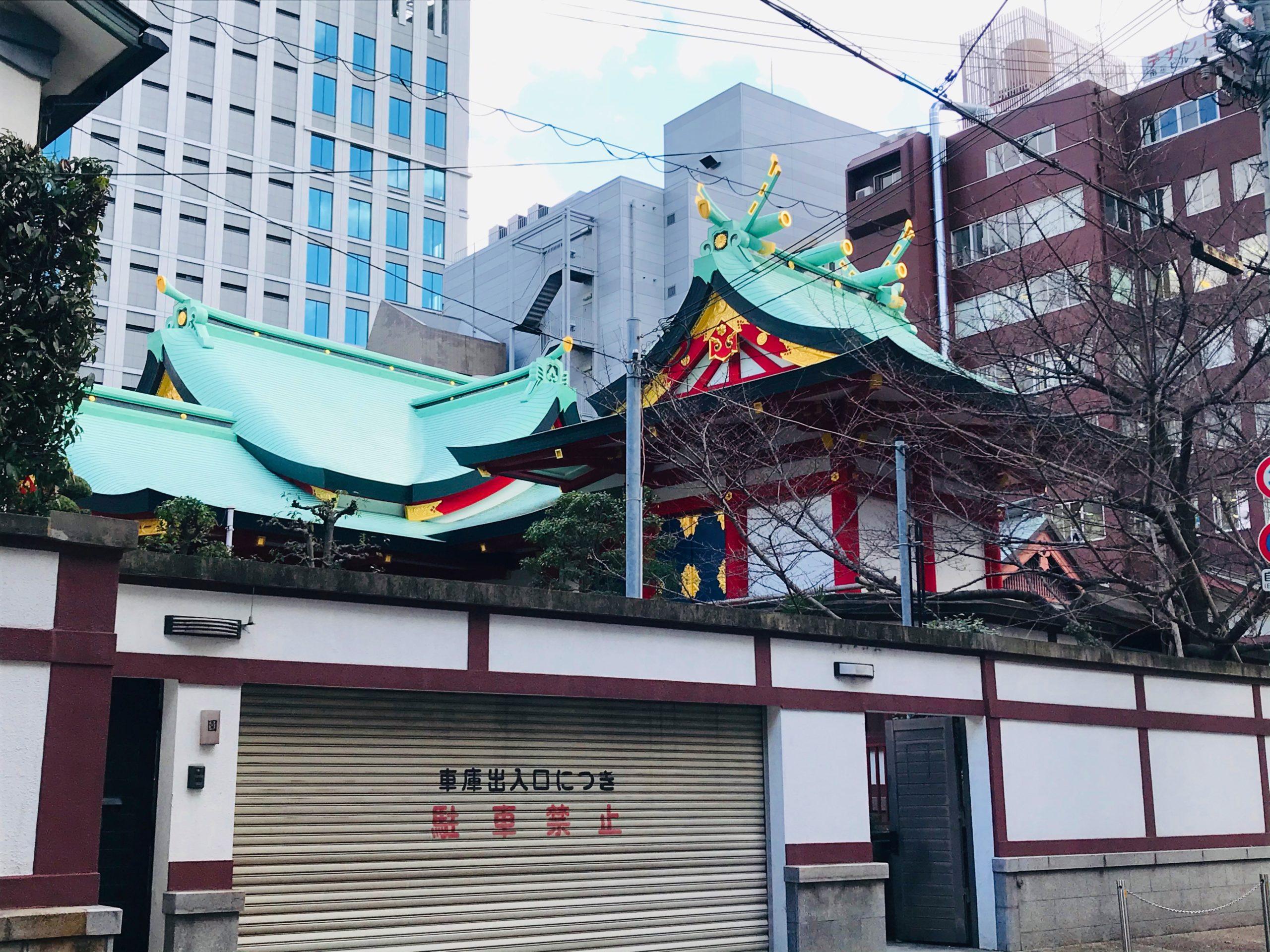 大坂神社巡り