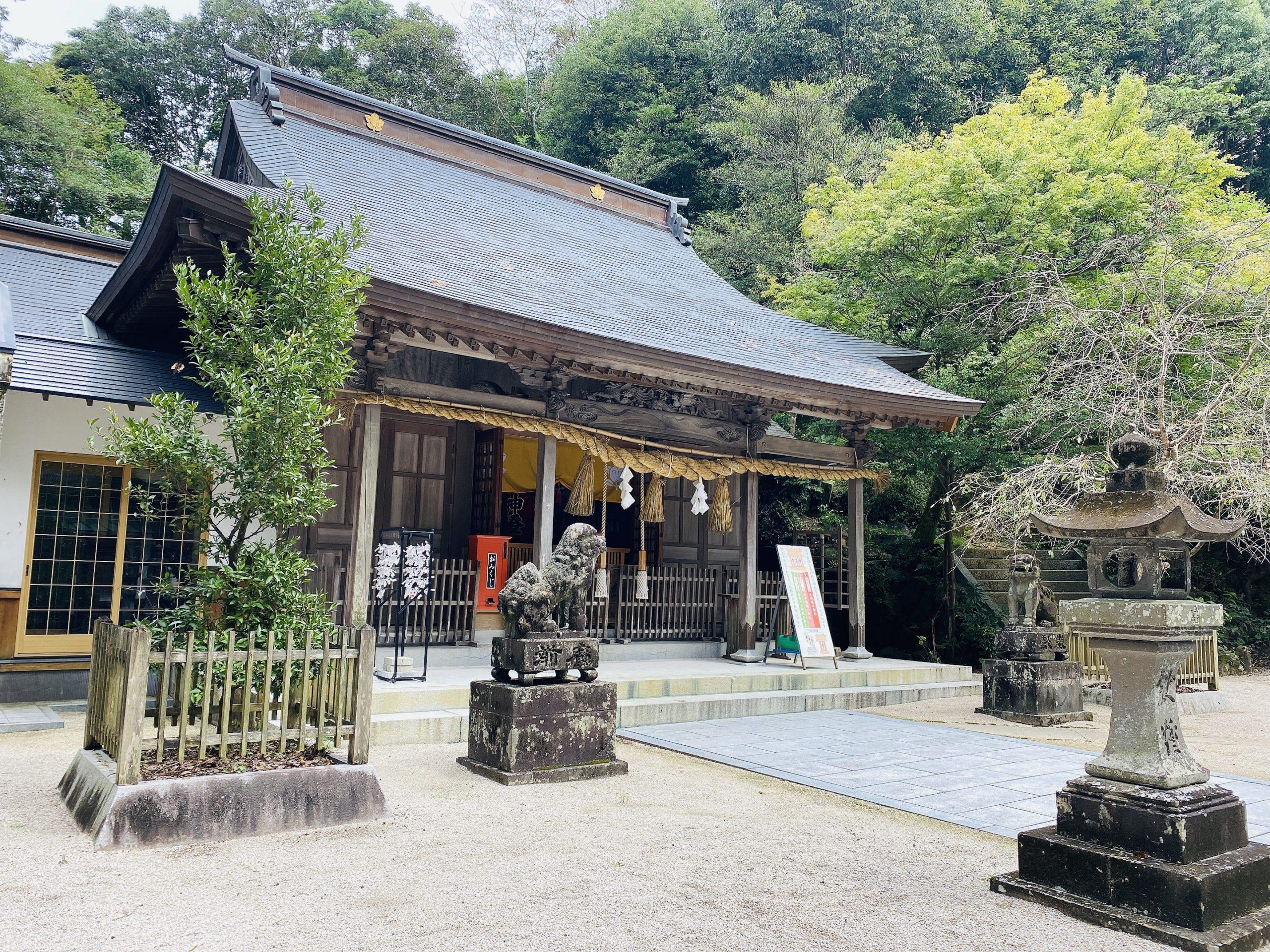 伊萬里神社の歴史