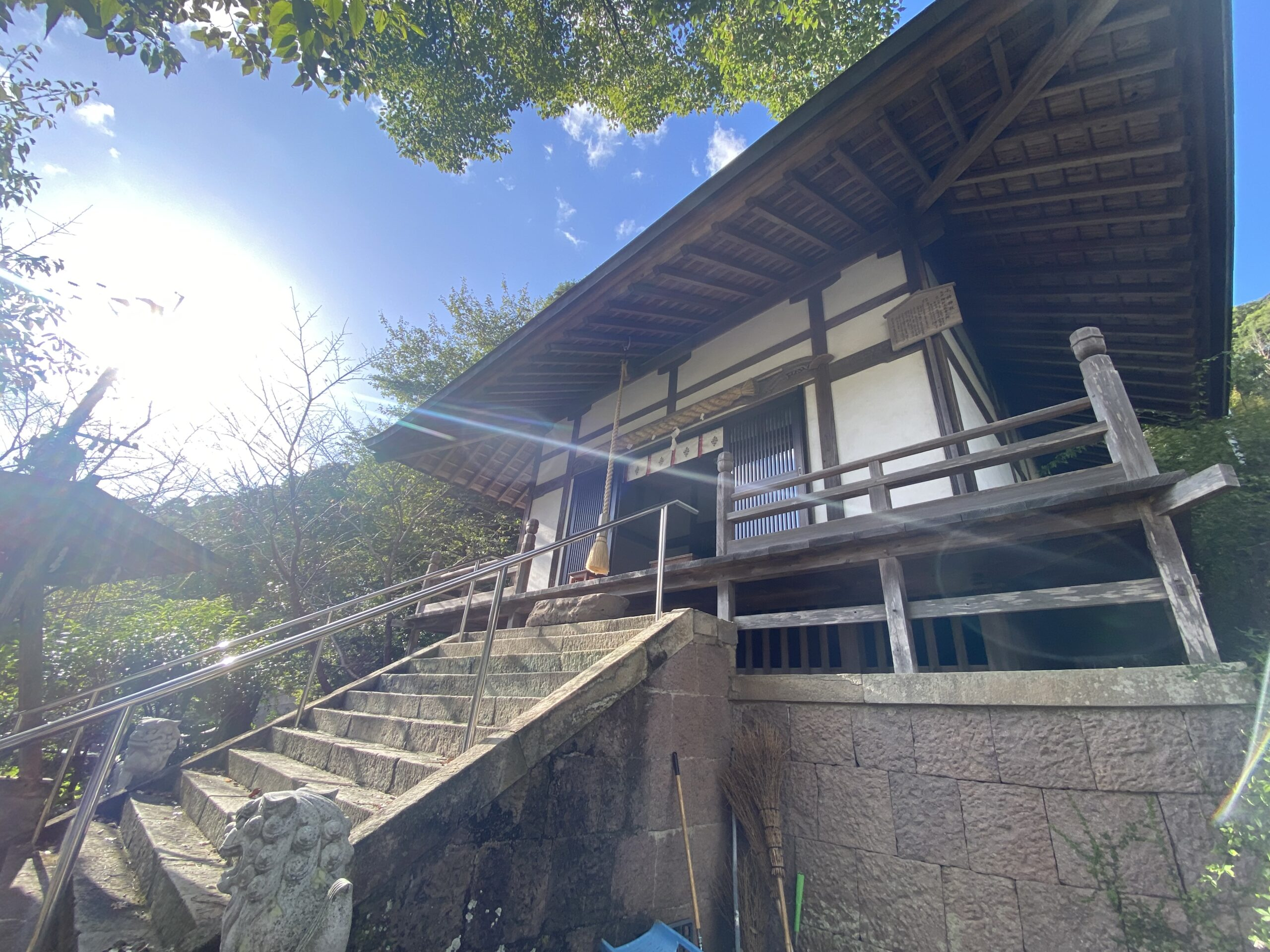 長崎県水神神社はパワースポット